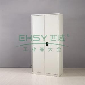 EU-310文件柜,880长*400宽*1810高,乳白色,0.7mm厚度