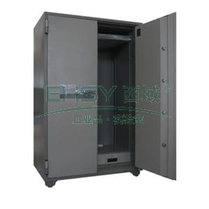 柜门式防火柜,三个隔板二个抽屉
