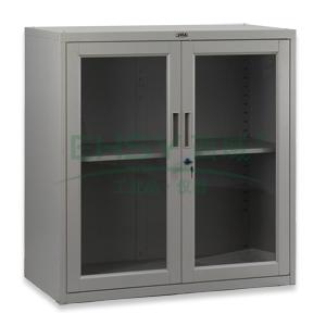 玻璃开门柜,920×900×400mm,仅限上海地区
