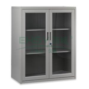 玻璃开门柜,  1090×900×400mm,仅限上海地区