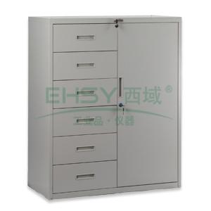 六斗单门柜,  1090×900×400mm,仅限上海地区