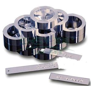 DYMO铝制带粘性标签带,12mm,适用 M1011