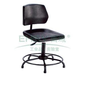 MEY工作椅 ,聚氨酯坐垫 高度调幅530-660mm
