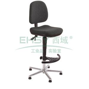 工作椅,MEY工作椅,黑色仿皮高度调幅655-905 mm