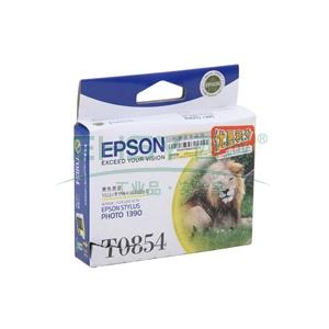 爱普生墨盒,黄色T0854C13T122480(适用SP1390、810页)