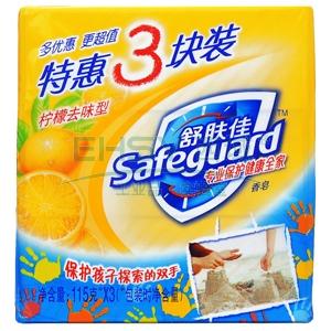 舒肤佳香皂, 柠檬清新型 115g*3