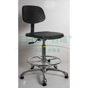 工作椅,PU聚氨酯发泡 调节高度560~810mm(散件不含安装)