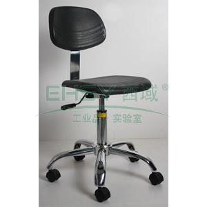 力点 防静电工作椅,PU聚氨酯发泡 调节高度410~550mm(散件不含安装)