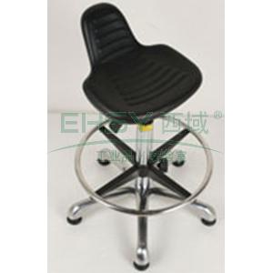 力点 防静电工作凳,PU聚氨酯发泡 调节高度560~810mm(散件不含安装)