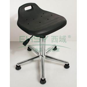 防静电工作凳,PU聚氨酯发泡 调节高度390~530mm(散件不含安装)