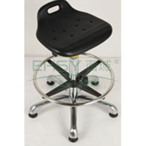 防静电工作凳,PU聚氨酯发泡 调节高度560~810mm(散件不含安装)