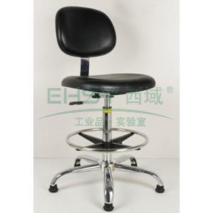 力点 防静电工作椅,人造皮革 调节高度570~820mm(散件不含安装)