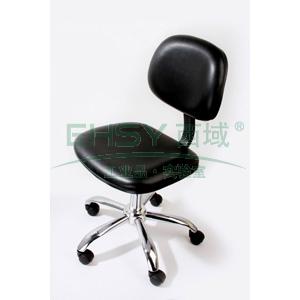防静电工作椅,人造皮革 调节高度420~560mm