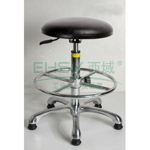 防静电工作凳,人造皮革 调节高度540~790mm(散件不含安装)