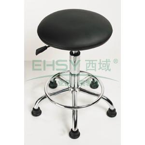 力点 防静电工作凳,人造皮革 调节高度420~560mm(散件不含安装)