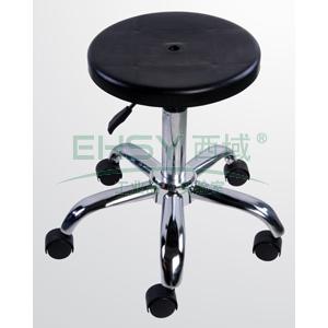 防静电工作凳,塑料 调节高度420~560mm