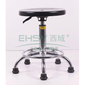 工作凳,塑料 调节高度440~580mm(散件不含安装)