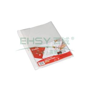 齐心保护袋,  A4 11孔EH303A-1(100个/袋)