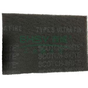 工业百洁布,3M 7448 150mm*230mm ,60片/箱