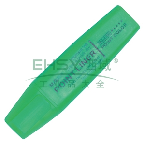 晨光 M&G 荧光笔 MG-2150 5.0mm (绿色) 12支/盒