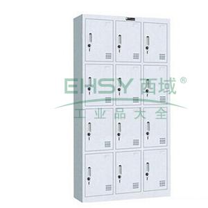 十二门生活柜,900宽*360深*1800高,图片色,0.7mm厚度