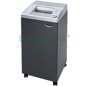 易保密碎纸机,2326 专业级碎纸机 2326C段状(4*40)4级保密 碎紙效果4*40mm
