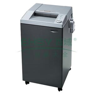 易保密碎纸机,2339 专业级 办公碎纸机 2339S 条状2级保密 碎紙效果6mm