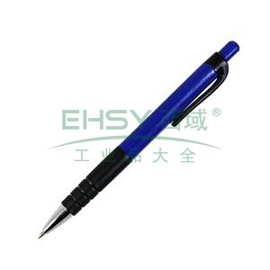 得力圆珠笔,6505  蓝色 12支/盒