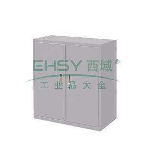 开门柜,900(W)x400(D)x740(H) 灰白
