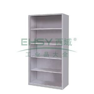 直体期刊柜,900(W)x400(D)x1800(H)灰白 仅限上海