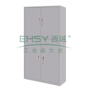 理想组合柜,900(W)x400(D)x1800(H)(上节740H,下节1060H)灰白 仅限上海