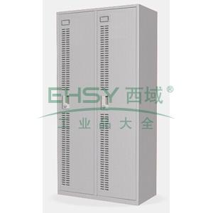 两门更衣柜,900(W)x500(D)x1800(H)仅限上海