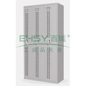 三门更衣柜,900(W)x500(D)x1800(H)仅限上海