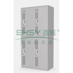上下四门更衣柜,900(W)x500(D)x1800(H)仅限上海