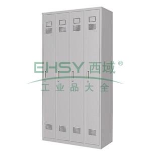 左右四门更衣柜,900(W)x500(D)x1800(H)仅限上海