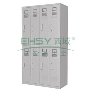 上下八门更衣柜,900(W)x500(D)x1800(H)仅限上海