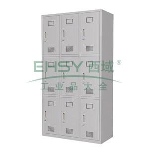 九门更衣柜,900(W)x500(D)x1800(H)仅限上海