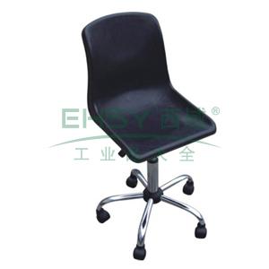科高 防静电椅,塑胶椅面,高度可调480-620mm,COS-104