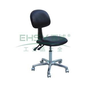 科高 防静电椅,PU皮革,高度可调460-600mm,前后可调,椅座400X300mm,COS-108