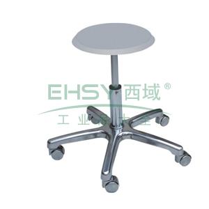 科高 防静电椅,PU发泡,高度可调460-600mm,无靠背,椅座Φ310mm,COS-112
