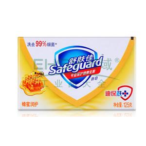 舒肤佳蜂蜜润护香皂,125克