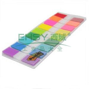 3M Post-it®指示标签, 11片*9色 指示标签 11片*9色 683-9CF