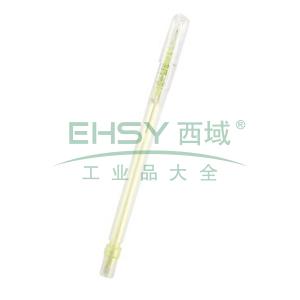 派通自动铅笔,0.5mm A105黄绿色透明杆