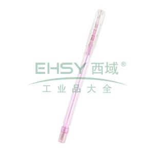 派通自动铅笔,0.5mm A105粉红色透明杆