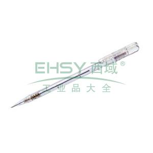 派通自动铅笔,0.5mm A105透明杆