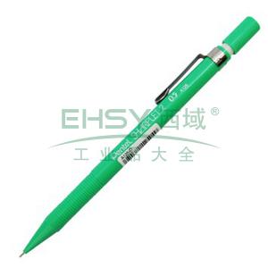 派通自动铅笔,0.5mm A125绿色笔杆