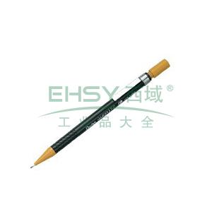 派通自动铅笔,0.9mm A129棕色笔杆