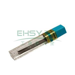 派通铅笔芯,0.7mm 50-2B每管装12支铅芯