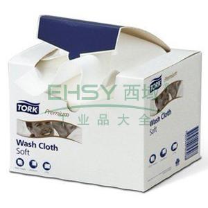 多康 特级低尘水洗擦拭布,白色 (320*320mm ) 135张/盒 8包/箱
