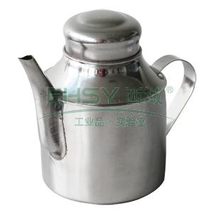 加厚油壶,9cm,0.6L 单位:个